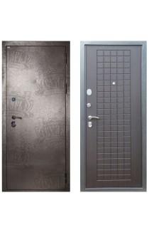 Дверь Дива МД-26 Серебро - Венге
