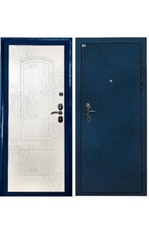 Дверь Сударь 4 Синий