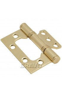 Без врезки стальная 2ВВ 75*63*2,5, G Золото