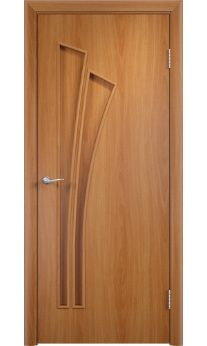 Двери Верда С-07 Миланский орех ДГ