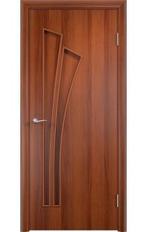 Двери Верда С-07 Итальянский орех ДГ