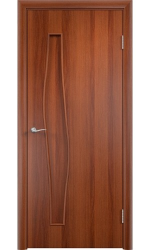 Двери Верда С-10 Итальянский орех ДГ