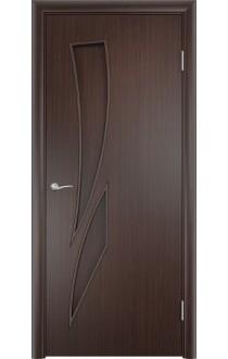 Двери Верда С-02 Венге ДГ