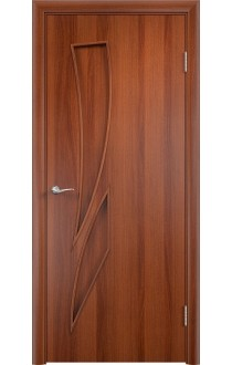 Двери Верда С-02 Итальянский орех ДГ