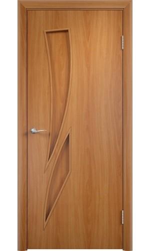 Двери Верда С-02 Миланский орех ДГ