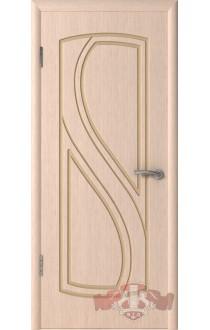 Двери ВФД Грация 10ДГ5 Беленый дуб