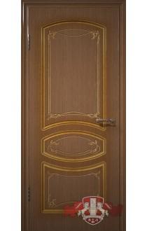 Двери ВФД Версаль 13ДГ3 Орех ДГ