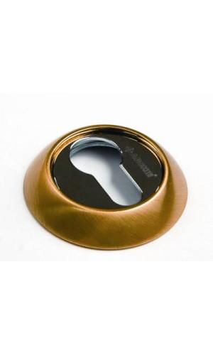 Накладка на цилиндр Archie CL I матовое золото