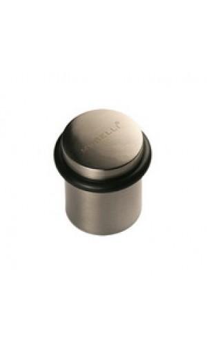 Дверной ограничитель Morelli DS3 белый никель