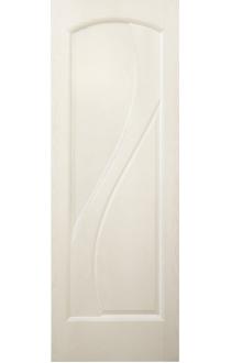Дверь Дворецкий Версаль Белый ясень ДГ