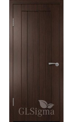 Двери ВФД Сигма 21 Венге ДГ