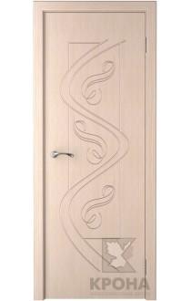 Дверь Крона Вега Беленый дуб ДГ