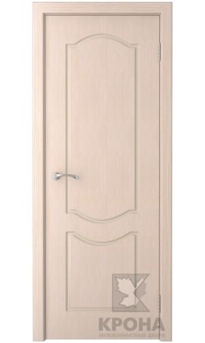 Дверь Крона Классик Беленый дуб ДГ