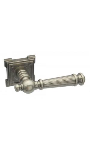 Ручка дверная Adden Bau Vintage Castello VQ212 Состаренное серебро