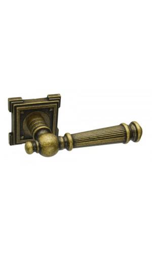 Ручка дверная Adden Bau Vintage Castello VQ212 Состаренная бронза