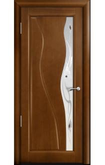 Дверь Покрова Иллюзион П Анегри делюкс стекло тонированное матовое