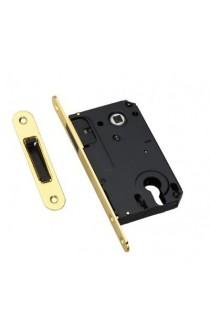 Защелка под цилиндр магнитная Adden Bau Key Mag 5085 Золото