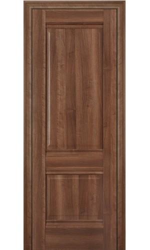 Дверь Профиль Дорс 1Х орех сиена ДГ