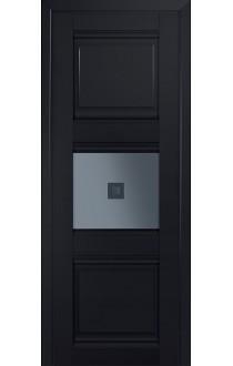 5U Черный матовый Стекло Узор графит 2