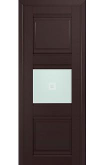 5U Темно-коричневый Стекло Узор матовый 2