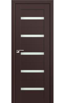 7U Темно-коричневый Стекло Мателюкс