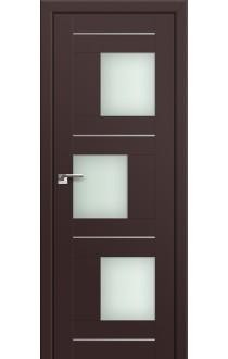13U Темно-коричневый Стекло Мателюкс