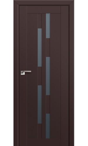 30U Темно-коричневый Стекло Графит