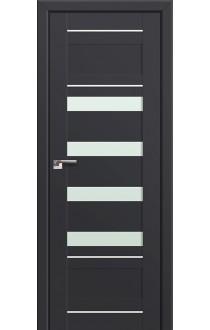 Двери Профиль Дорс 32U Антрацит Стекло Мателюкс