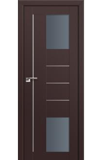 43U Темно-коричневый Стекло Графит