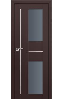 44U Темно-коричневый Стекло Графит