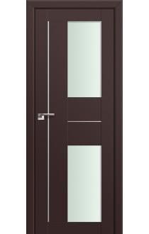 44U Темно-коричневый Стекло Мателюкс
