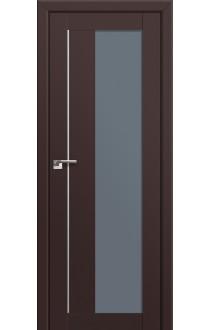 47U Темно-коричневый Стекло Графит