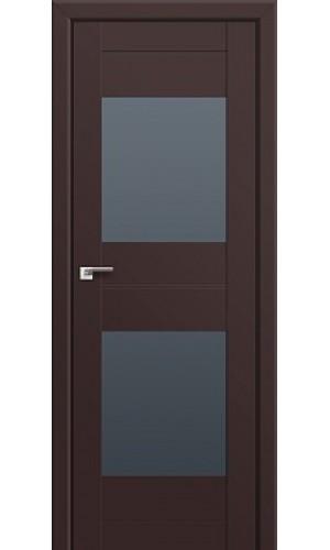 61U Темно-коричневый Стекло Графит