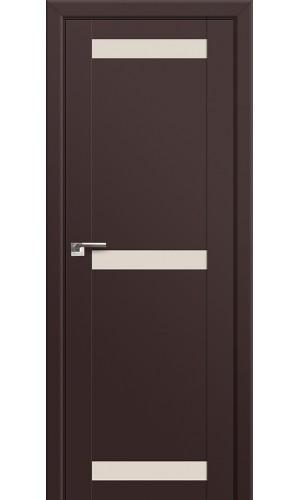 75U Темно-коричневый Стекло Перламутровый лак