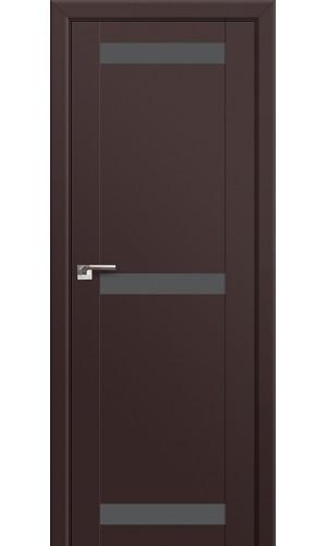 75U Темно-коричневый Стекло Серебряный лак