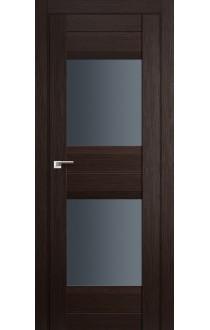 Дверь Профиль Дорс 61X Венге Мелинга Стекло Графит