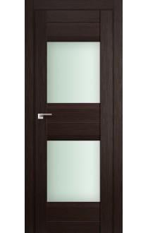 Дверь Профиль Дорс 61X Венге Мелинга Стекло Мателюкс