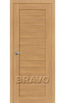Дверь экошпон Серия Porta X Порта-21, цвет Anegri Veralinga
