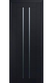 49U Черный матовый