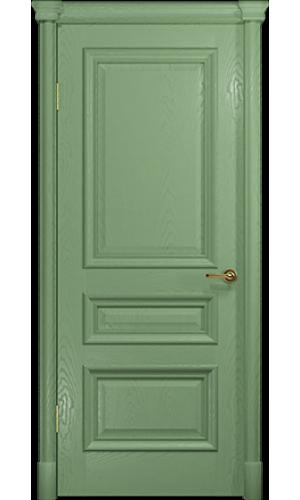 Двери Арт Деко Аттика 2 Фисташка ДГ